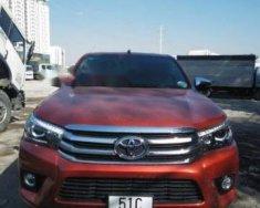 Bán Toyota Hilux 2017 như mới giá 740 triệu tại Tp.HCM