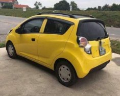 Bán Chevrolet Spark Van đời 2011, màu vàng, xe nhập, số tự động giá 175 triệu tại Hà Nội