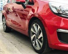 Bán ô tô Kia Rio năm 2015, màu đỏ, xe nhập ít sử dụng giá 450 triệu tại Tp.HCM