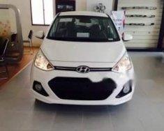 Cần bán Hyundai Grand i10 2019, màu trắng, nhập khẩu nguyên chiếc giá 330 triệu tại Tp.HCM