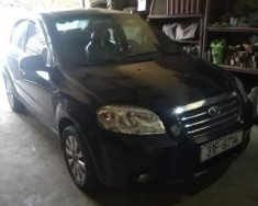 Bán Daewoo Gentra đời 2008, màu đen, giá cạnh tranh giá 150 triệu tại Hà Nội