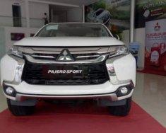 Bán xe Mitsubishi Pajero Sport 2019, màu trắng, nhập khẩu giá 980 triệu tại Quảng Nam