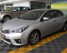 Cần bán Toyota Corolla altis G đời 2014, màu bạc, giá tốt giá 528 triệu tại Tp.HCM