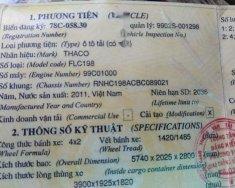Bán xe Thaco FORLAND sản xuất 2011, giá cạnh tranh giá 95 triệu tại Phú Yên