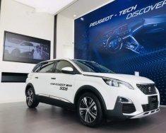 Bán Peugeot 5008 đời 2019, màu trắng, ưu đãi lớn giá 1 tỷ 349 tr tại Tp.HCM
