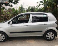 Cần bán Hyundai Getz 1.1 MT năm 2008, màu bạc, nhập khẩu nguyên chiếc giá 159 triệu tại Hà Nội