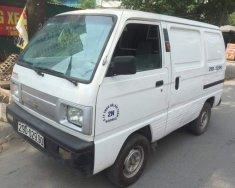 Bán Suzuki Super Carry Van 500kg sản xuất năm 2014, màu trắng, xe chạy tốt giá 185 triệu tại Hà Nội