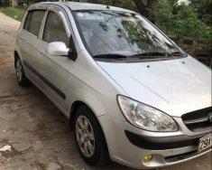 Bán xe Hyundai Getz đời 2010, màu bạc, nhập khẩu nguyên chiếc  giá 193 triệu tại Hà Nội