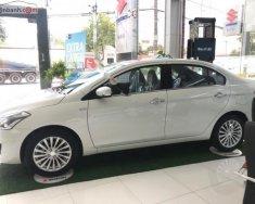 Bán xe Suzuki Ciaz 1.4 AT sản xuất năm 2018, màu trắng, nhập khẩu, giá tốt giá 499 triệu tại Bình Dương
