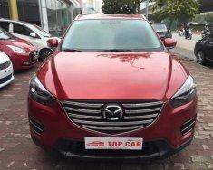Bán ô tô Mazda CX 5 2.5AT năm sản xuất 2017, màu đỏ giá 860 triệu tại Hà Nội