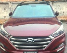 Bán Hyundai Tucson sản xuất 2018 màu đỏ, giá tốt giá 600 triệu tại Hà Nội