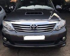 Cần bán xe Toyota Fortuner G sản xuất 2013, màu xám số sàn, giá 785tr giá 785 triệu tại Tp.HCM