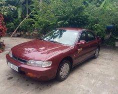 Bán Honda Accord 2.0 MT sản xuất năm 1996, màu đỏ, nhập khẩu   giá 165 triệu tại TT - Huế