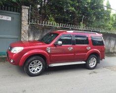 Cần bán xe Ford Everest 2014 tự động, máy dầu màu đỏ giá 653 triệu tại Tp.HCM