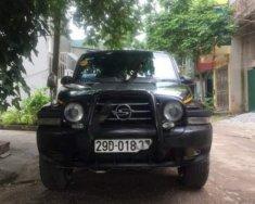 Cần bán gấp Ssangyong Korando năm sản xuất 2004, màu xám, nhập khẩu nguyên chiếc   giá 203 triệu tại Hà Nội