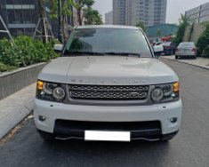 Bán ô tô LandRover Sport Supercharged 5.0L đời 2011, màu trắng, nhập khẩu giá 1 tỷ 330 tr tại Hà Nội