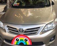 Bán Toyota Corolla altis sản xuất 2013, màu vàng chính chủ giá 480 triệu tại Đà Nẵng