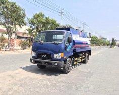 Bán xe Hyundai Mighty 110S-Bồn NL 8m3 2019, màu xanh lam giá 839 triệu tại An Giang