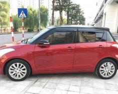 Bán gấp Suzuki Swift 2016 đỏ, bản full đầy đủ chức năng giá 446 triệu tại Tp.HCM