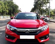 Cần tiền bán Civic 1.8, sản xuất 2018, màu đỏ, nhập Thái Lan giá 768 triệu tại Tp.HCM
