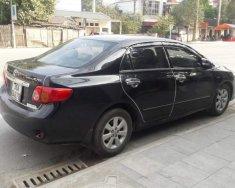 Cần bán Toyota Corolla altis sản xuất 2008, màu đen, giá tốt giá 375 triệu tại Thanh Hóa