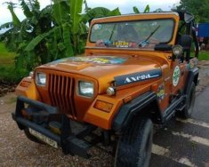 Cần bán lại xe Jeep Wrangler năm sản xuất 2008, nhập khẩu nguyên chiếc, giá chỉ 138 triệu giá 138 triệu tại Hà Nội