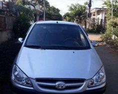 Bán xe Hyundai Getz 2008, màu bạc, nhập khẩu, giá chỉ 165 triệu giá 165 triệu tại Đắk Lắk