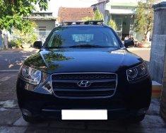 Bán Hyundai Santa Fe 2009 số sàn, màu đen, đi đúng 56.000 km rất mới giá 392 triệu tại Tp.HCM