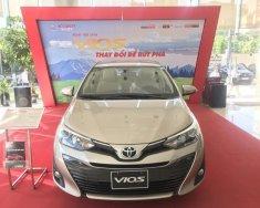 Toyota doanh thu Thanh Hóa, giao ngay Vios G màu vàng cát, giá tốt nhất thị trường - LH 096 202 8368 giá 560 triệu tại Thanh Hóa