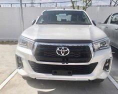 Bán Toyota Hilux năm 2019, màu trắng, nhập khẩu nguyên chiếc giá 878 triệu tại Tp.HCM