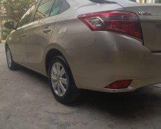 Gia đình cần bán Toyota Vios SX 2016 số tự động, màu vàng cát giá 467 triệu tại Tp.HCM