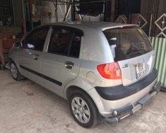 Cần bán gấp Hyundai Getz sản xuất 2009, màu bạc, nhập khẩu nguyên chiếc   giá 195 triệu tại Đồng Nai