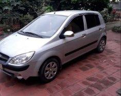 Cần bán xe Hyundai Getz sản xuất 2009, màu bạc, xe nhập giá 185 triệu tại Bắc Giang