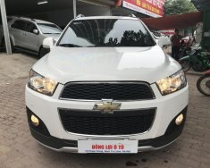 Cần bán Chevrolet Captiva LTZ đời 2015, màu trắng giá 575 triệu tại Hà Nội