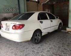 Bán xe Toyota Corolla altis đời 2003, màu trắng, xe nhập số sàn giá 235 triệu tại Bình Dương