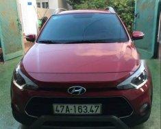 Bán xe Hyundai i20 đời 2016, màu đỏ, nhập khẩu nguyên chiếc như mới giá 545 triệu tại Đắk Lắk