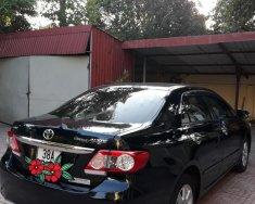 Bán xe Toyota Corolla Altis G sản xuất năm 2014, màu đen chính chủ, giá 635tr giá 635 triệu tại Hà Tĩnh