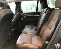 Bán ô tô Volvo XC90 T6 Inscription sản xuất 2018, màu xám, nhập khẩu nguyên chiếc giá 3 tỷ 990 tr tại Tp.HCM