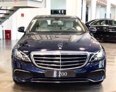 Bán Mercedes E200 năm 2019, màu xanh lam giá 2 tỷ 99 tr tại Khánh Hòa