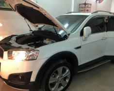 Cần bán Chevrolet Captiva LTZ sản xuất năm 2015, màu trắng xe gia đình giá 570 triệu tại Đắk Lắk