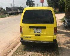 Cần bán xe Suzuki Blind Van đời 2000, màu vàng giá 64 triệu tại Hà Nội