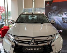 Bán xe Mitsubishi Pajero Sport 2.4D 4x2 MT đời 2019, màu trắng, nhập khẩu nguyên chiếc, giá chỉ 980 triệu giá 980 triệu tại Tp.HCM