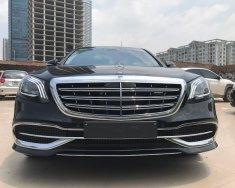 Bán Mercedes Maybach S450 màu đen, nội thất kem, xe sản xuất 2017 đăng ký 2018 giá 6 tỷ 860 tr tại Hà Nội