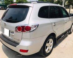 Cần bán xe Santafe 2009, số sàn, màu bạc, gia đình sử dụng rất ít giá 386 triệu tại Tp.HCM