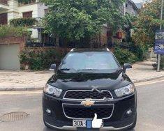 Bán Chevrolet Captiva LTZ 2015, màu đen số tự động, giá 580tr giá 580 triệu tại Hà Nội