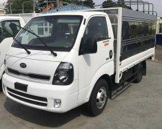 Xe tải nhỏ Thaco Kia Frontier K250 ABS thùng mui bạt trắng giá 372 triệu tại Bình Dương