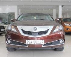 Bán xe Acura ZDX SH-AWD sx 2009 đời 2010, màu nâu, xe nhập giá 1 tỷ 250 tr tại Tp.HCM