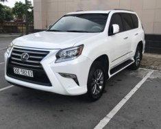 Cần bán lại xe Lexus GX 450 năm sản xuất 2015, màu trắng, nhập khẩu giá 3 tỷ 890 tr tại Hà Nội