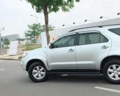 Bán Toyota Fortuner đời 2009, màu bạc giá 485 triệu tại Hà Nội