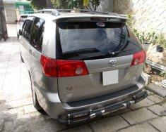 Gia đình cần bán Toyota Sienna 2009 le nhập mỹ bản full màu bạc  giá 487 triệu tại Tp.HCM